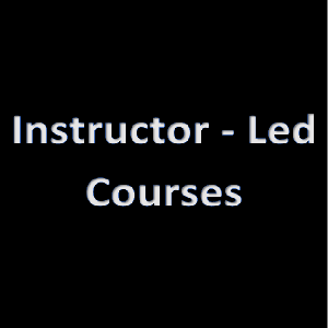 Instructor-Led Courses